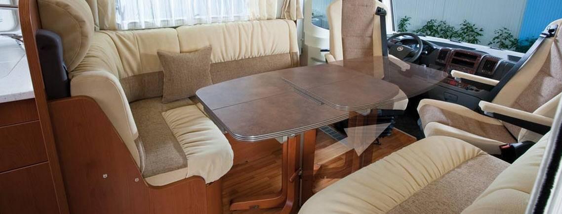 Frankia FIAT DUCATO I 790 - Interior