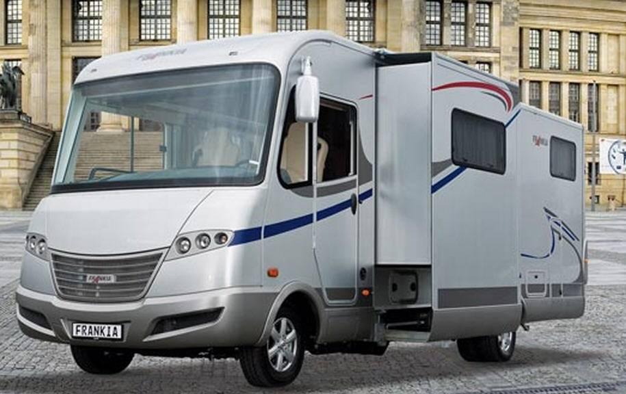 Frankia IVECO I 93000 QD/CAR - Exterior
