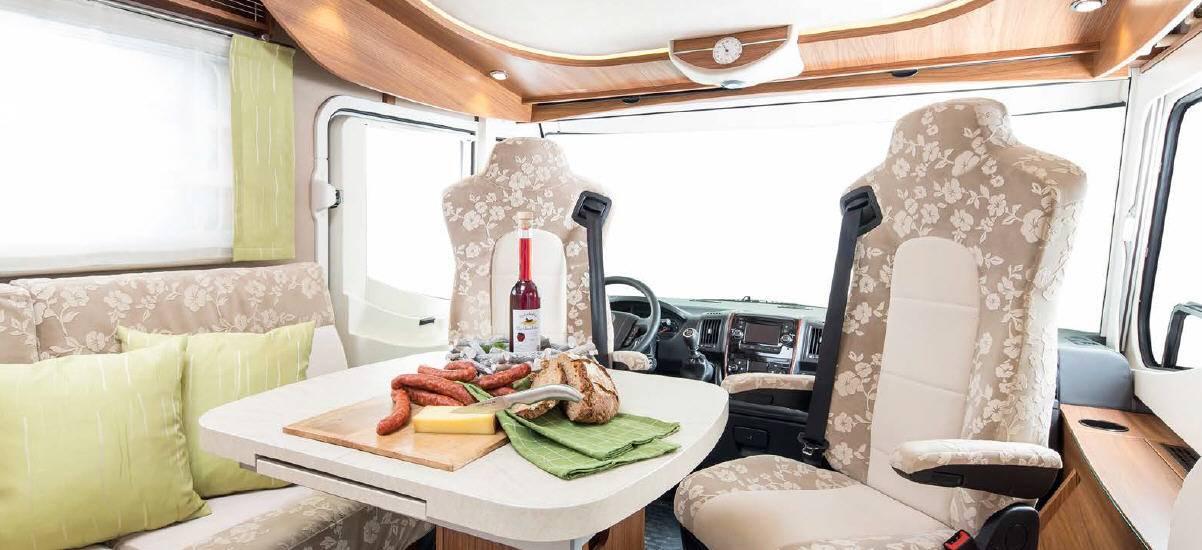 Frankia Fita Ducato I 790 BD/GD/QD - Interior