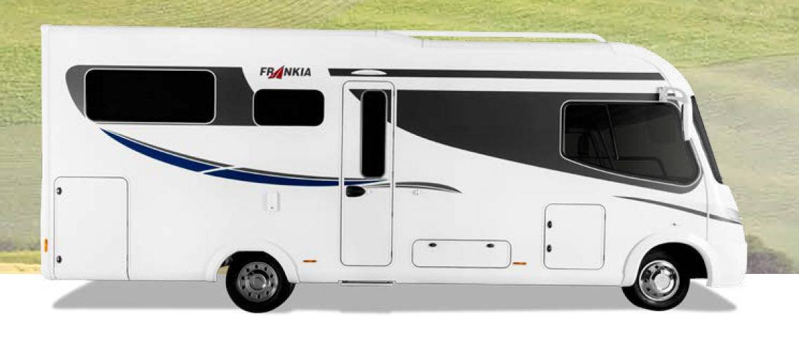 Frankia Mercedes Srpinter I7400 BD/GD/QD/Plus/ED/ED-G/FD - Exterior
