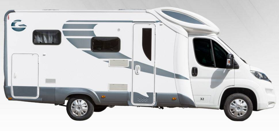 Giottiline Therry T 32 - Exterior