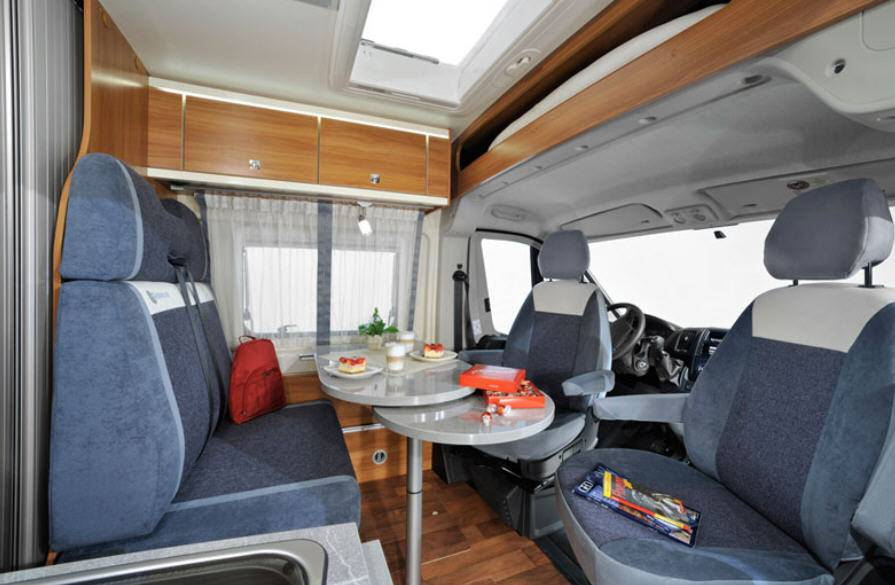 Globecar D-Line GLOBESCOUT STYLE - Interior