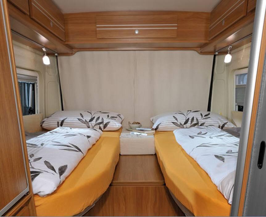 Globecar D-Line CAMPSCOUT MAXI - Interior