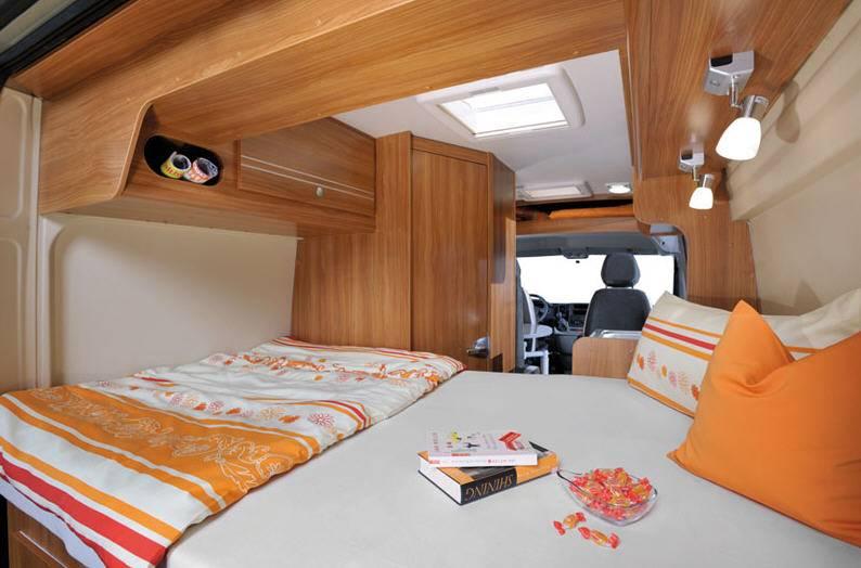 Globecar D-Line ROADSCOUT - Interior