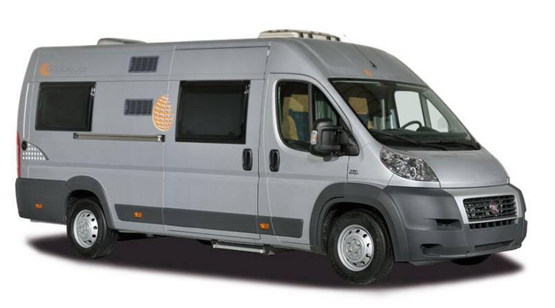 Globecar D-Line FAMILYSCOUT MAXI - Exterior