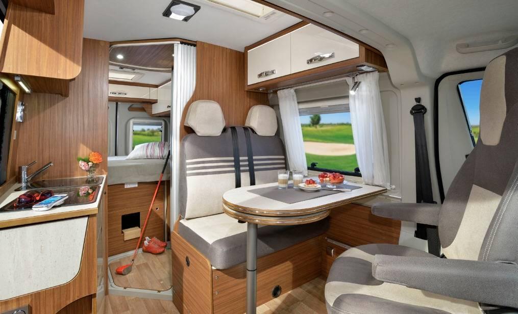 Globecar D-LINE Globescout Limited - Interior