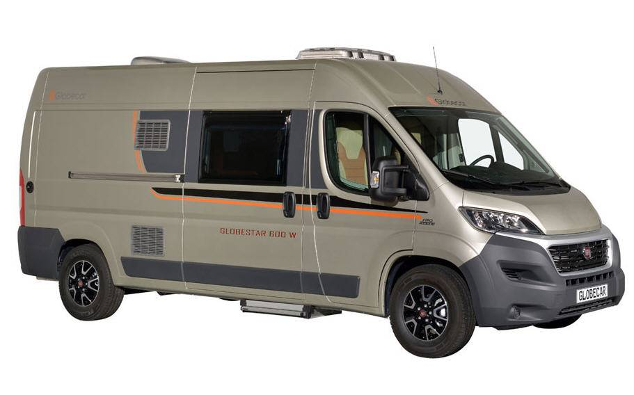Globecar D-LINE Globestar 600 W - Exterior