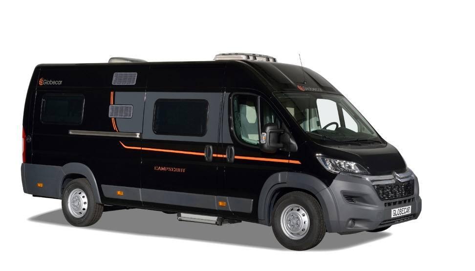 Globecar D-LINE Campscout (Maxi) - Exterior