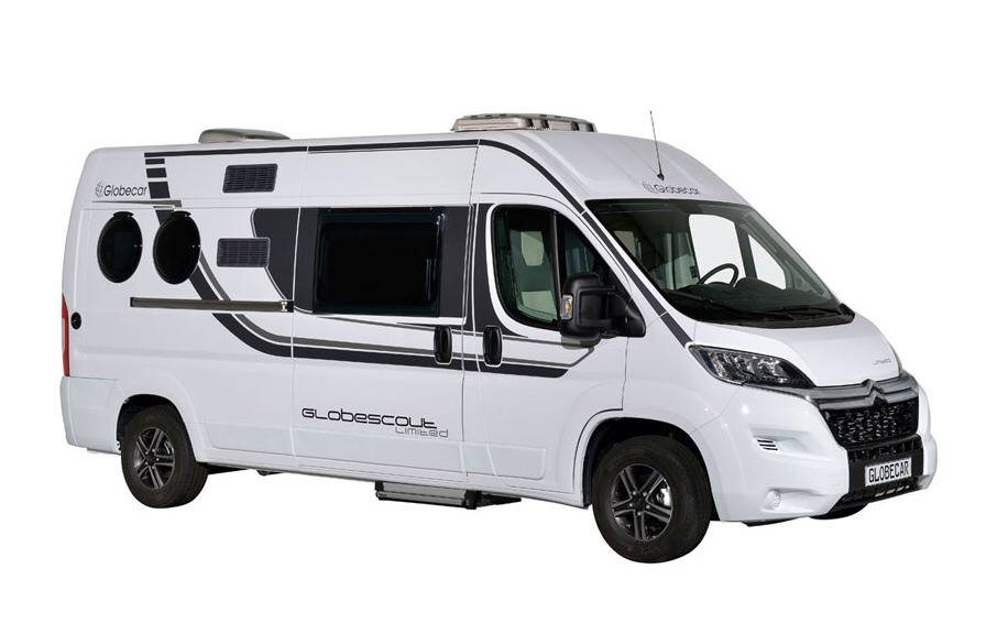 Globecar D-LINE Globescout Limited - Exterior