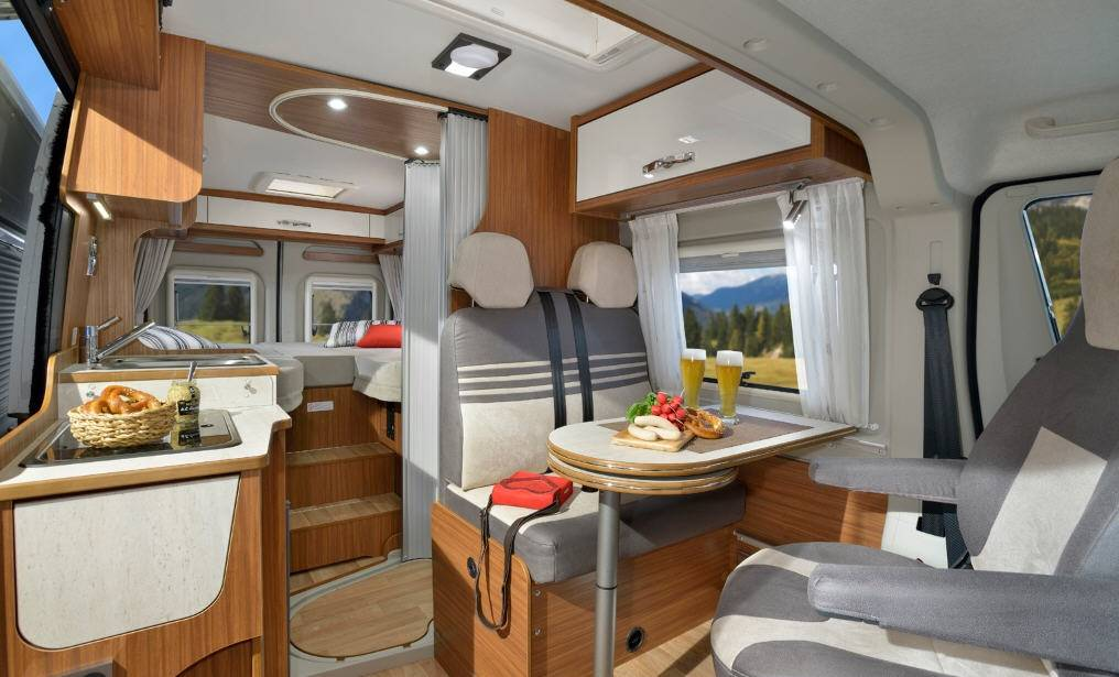 Globecar D-LINE Globestar 600 L - Interior