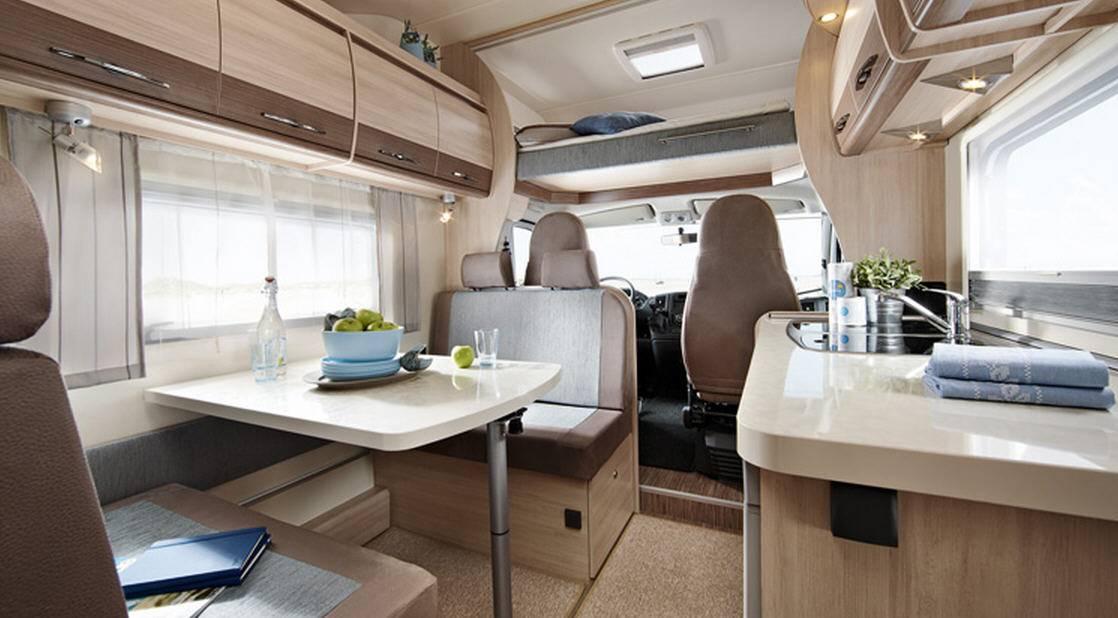 Hobby Siesta AK A 65 GM Family - Interior