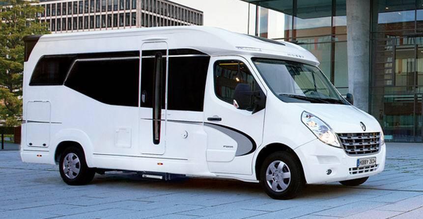 Hobby Premium Van 55 GF - Exterior