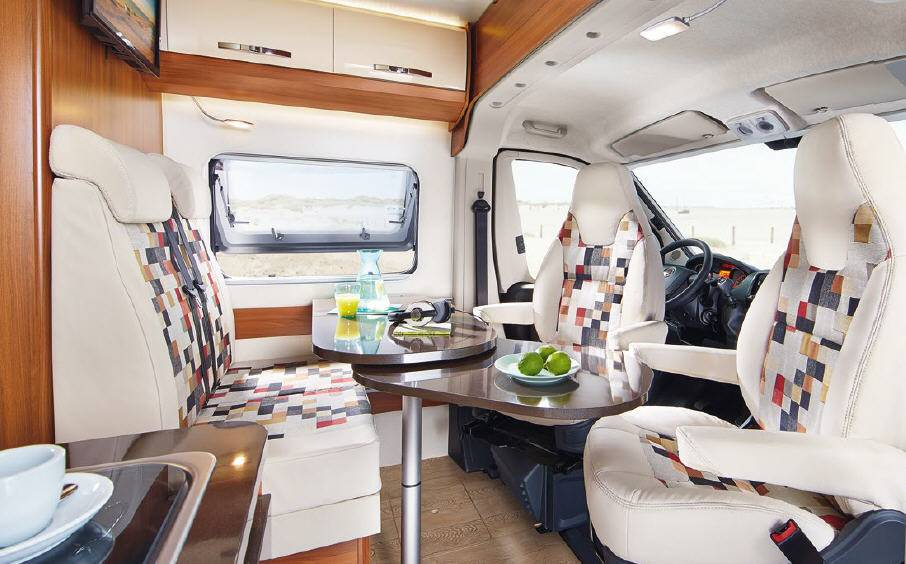 Hobby Vantana K65 T - Interior
