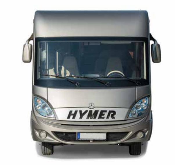 Hymer STAR LINE 680 - Exterior