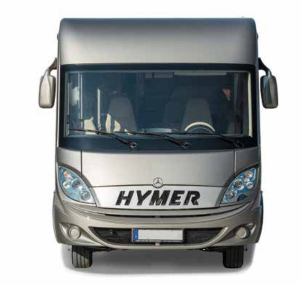 Hymer STAR LINE 690 S - Exterior