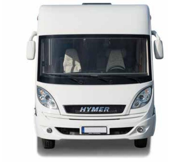 Hymer B - SL 898 SL - Exterior