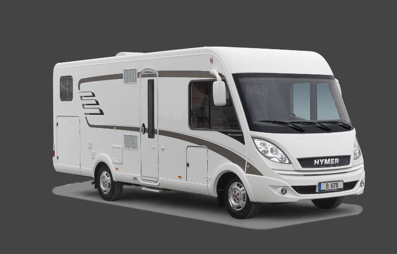Hymer Clase B 678 - Exterior