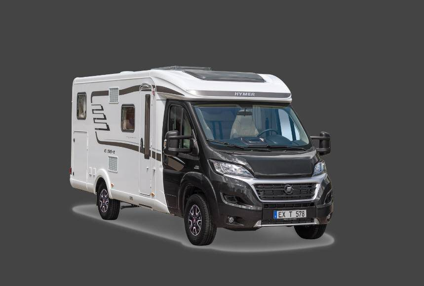 Hymer Exis T T414 - Exterior