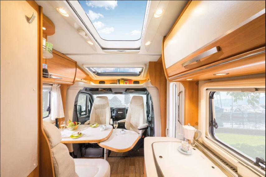 Hymer ML-T ML 560 T - Interior