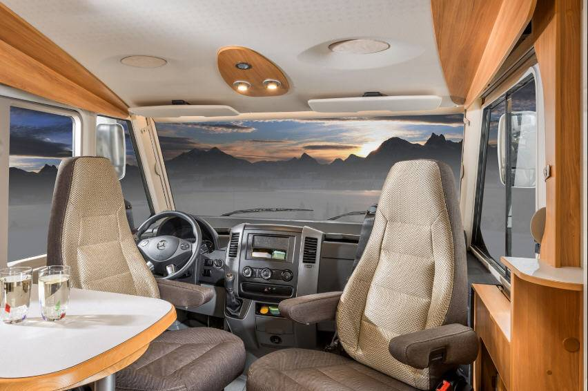 Hymer ML-i ML 540 i - Interior
