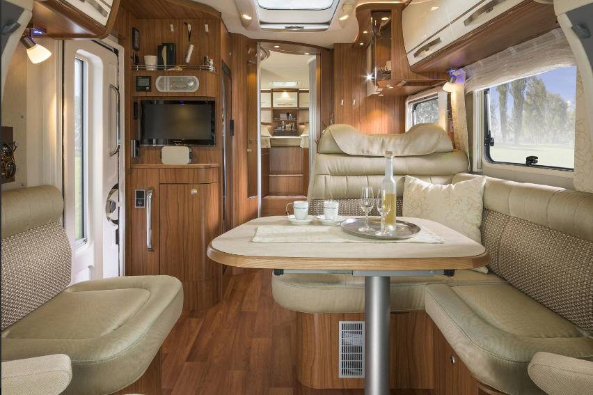 Hymer ML-i ML 620 i - Interior