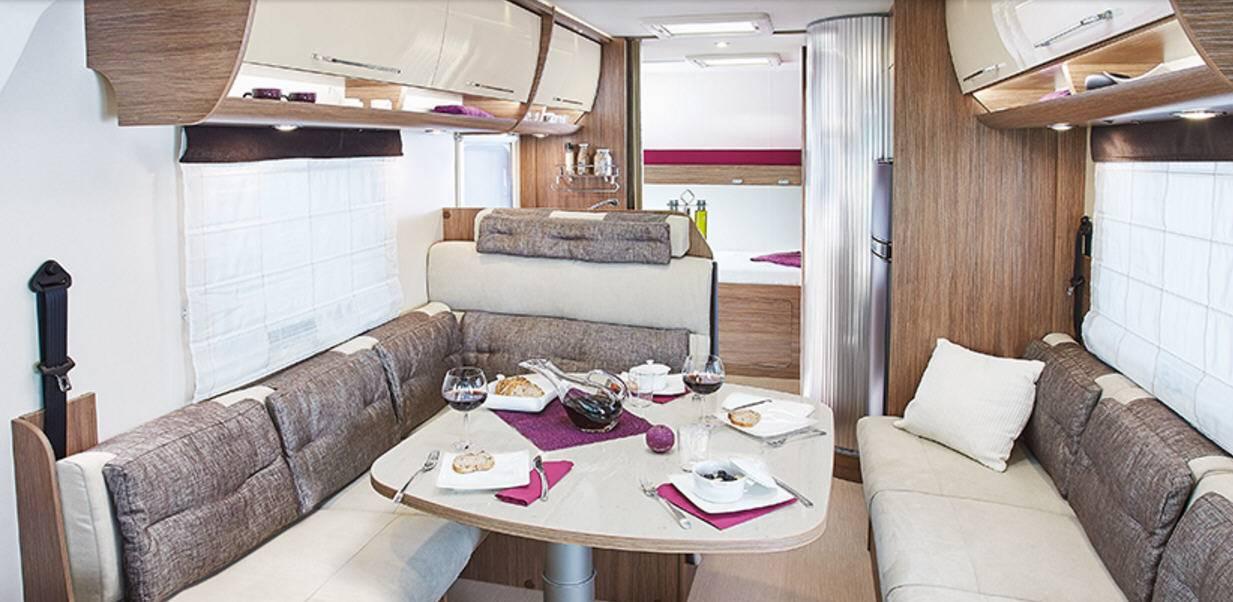 Itineo 700 SB 700 - Interior