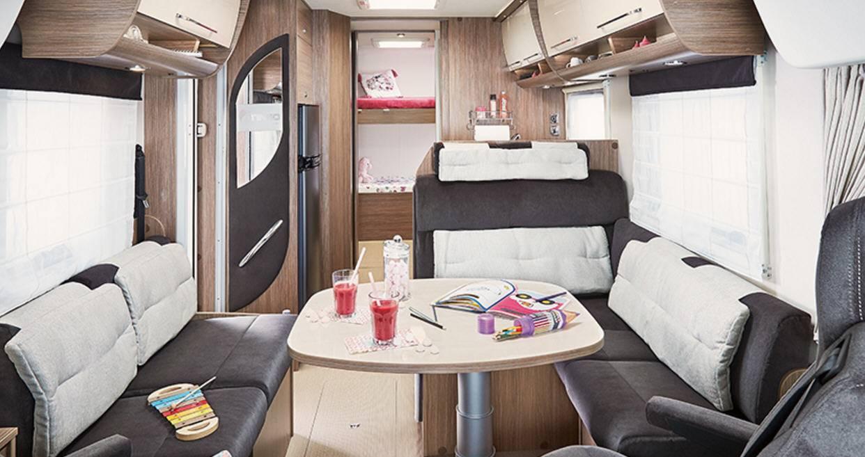 Itineo 700 SB 740 - Interior
