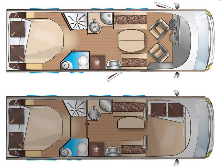 Itineo 700 MC740 10 Y - Plano - Distribución