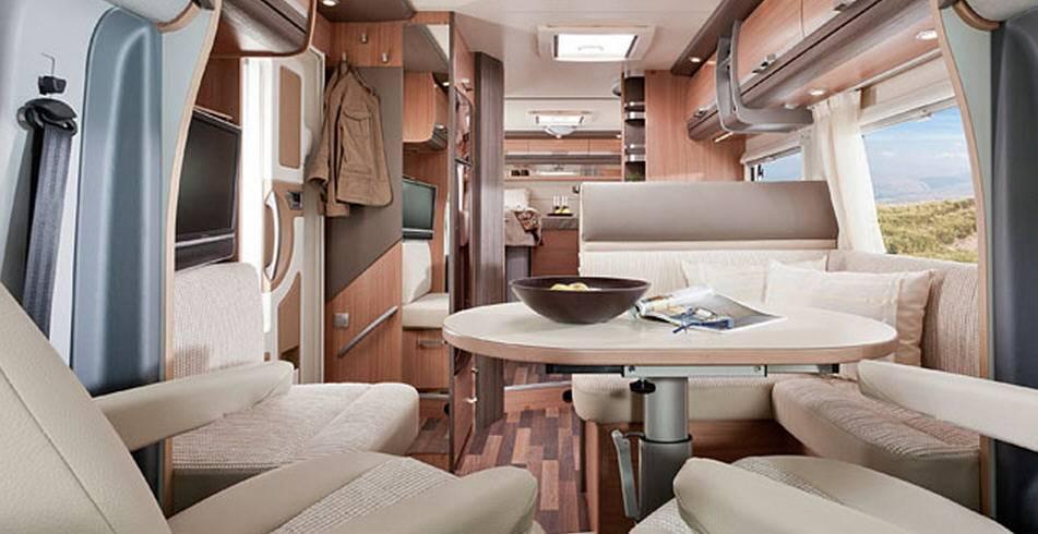 Knaus Sky Ti 650 MEG - Interior