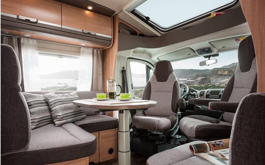 Knaus Sky Ti 650 MG - Interior