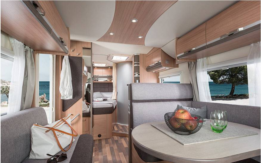 Knaus Sky Wave 650 MF - Interior