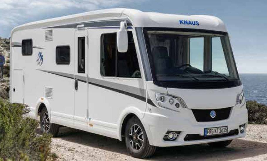 Knaus Van I 600 ME - Exterior