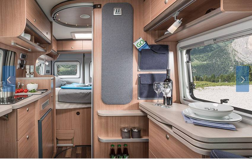 Knaus Box Star 540 MQ Road - Interior