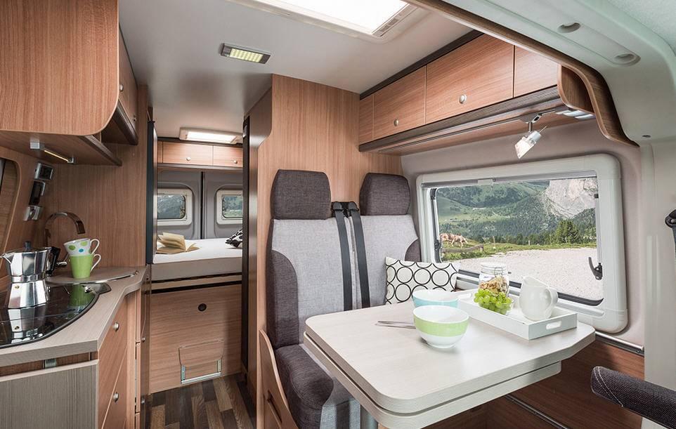 Knaus Box Star 540 Q - Interior