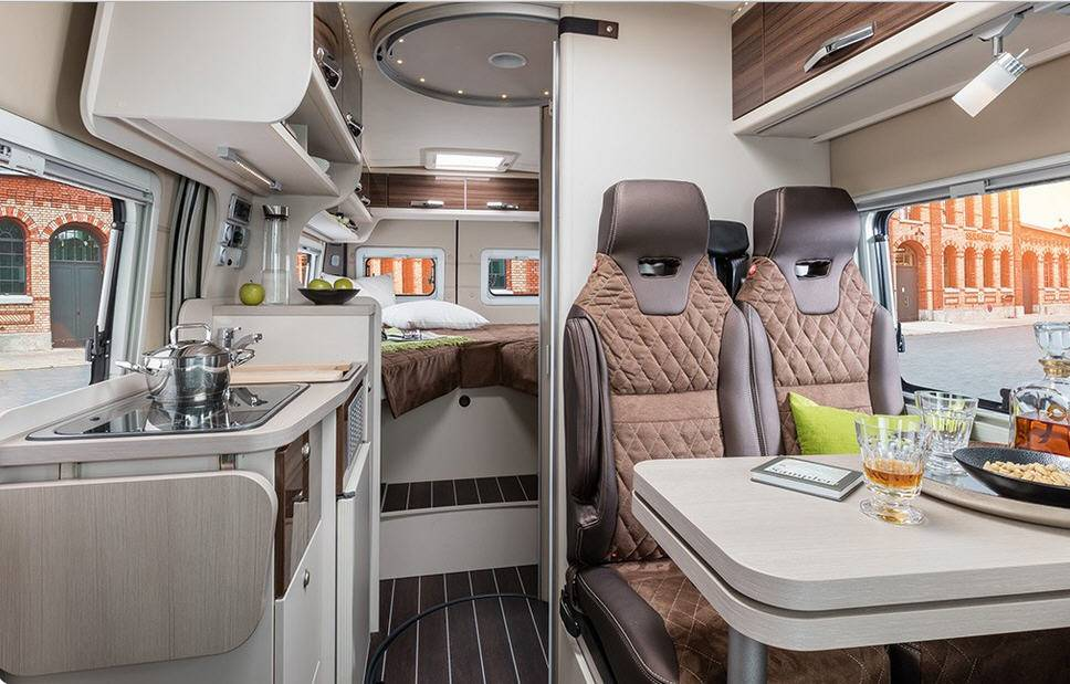 Knaus Box Star 600 MQ Street - Interior