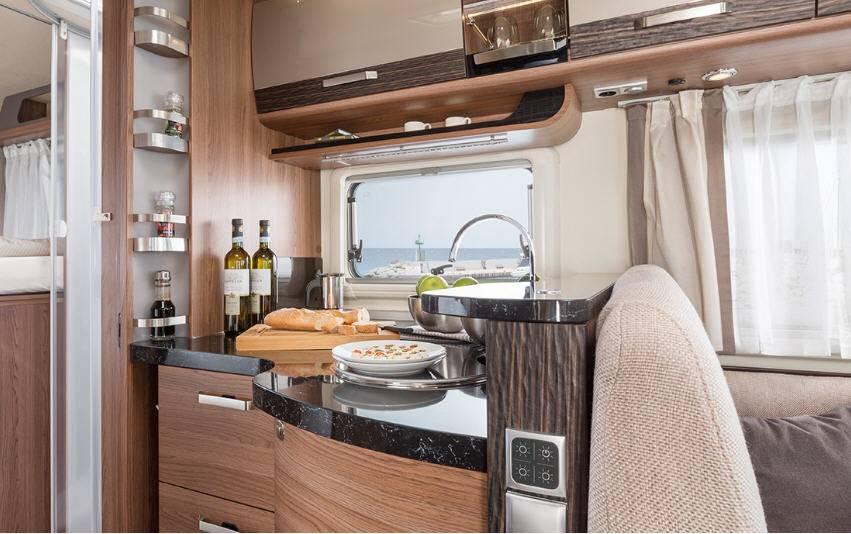 Knaus Sky I 650 LG Plus - Interior