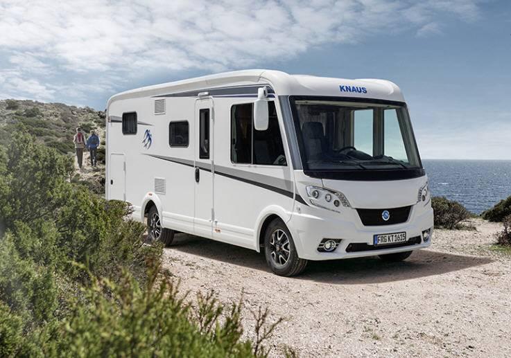 Knaus Van I Van I 550 MD - Exterior