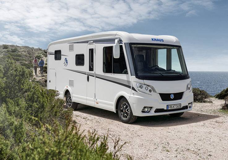 Knaus Van I Van I 600 MG - Exterior