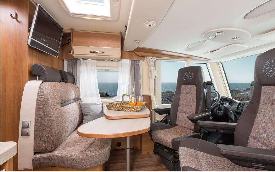 Knaus Van I Van I 600 MG - Interior