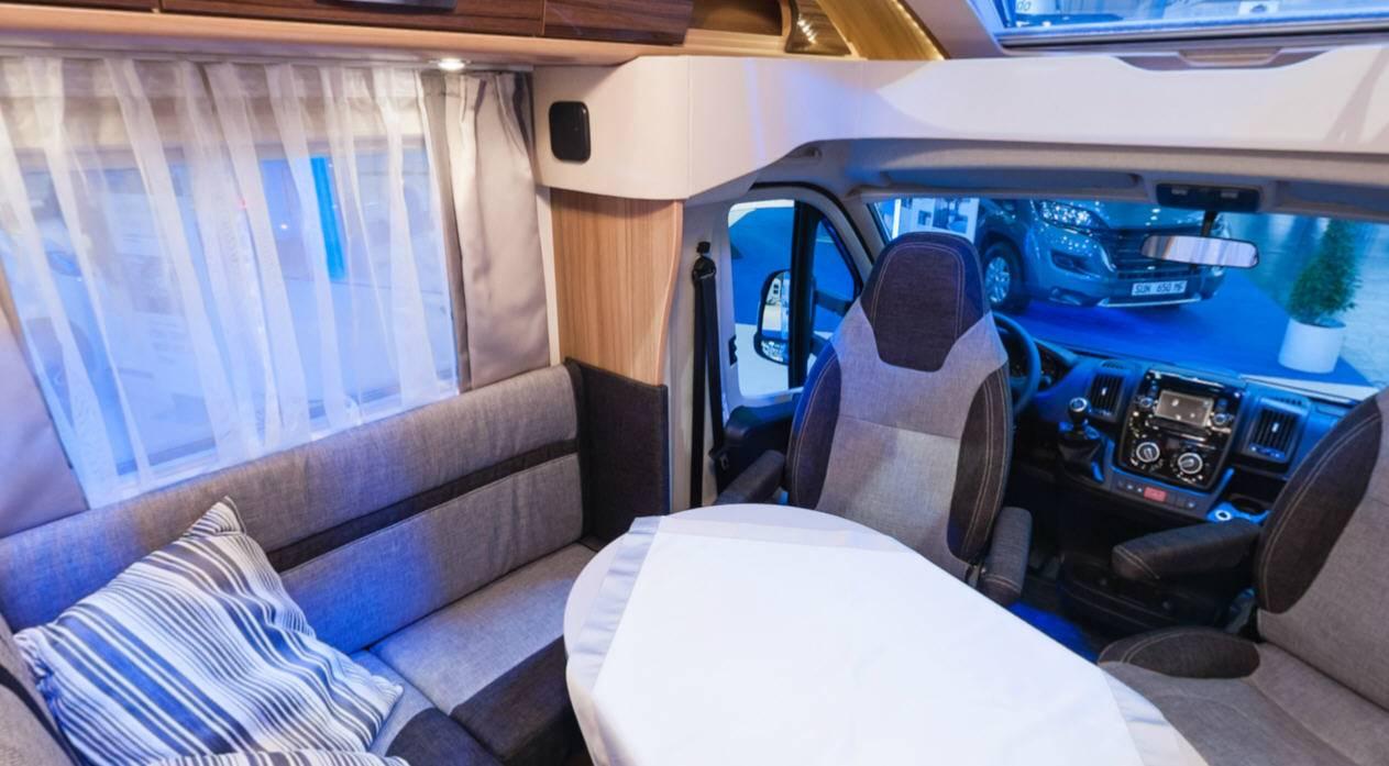 Knaus Sun TI 700 MEG - Interior