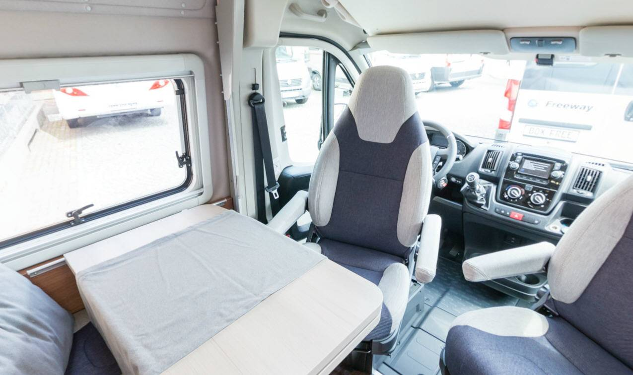 Knaus Box Star 600 DF Solution - Interior