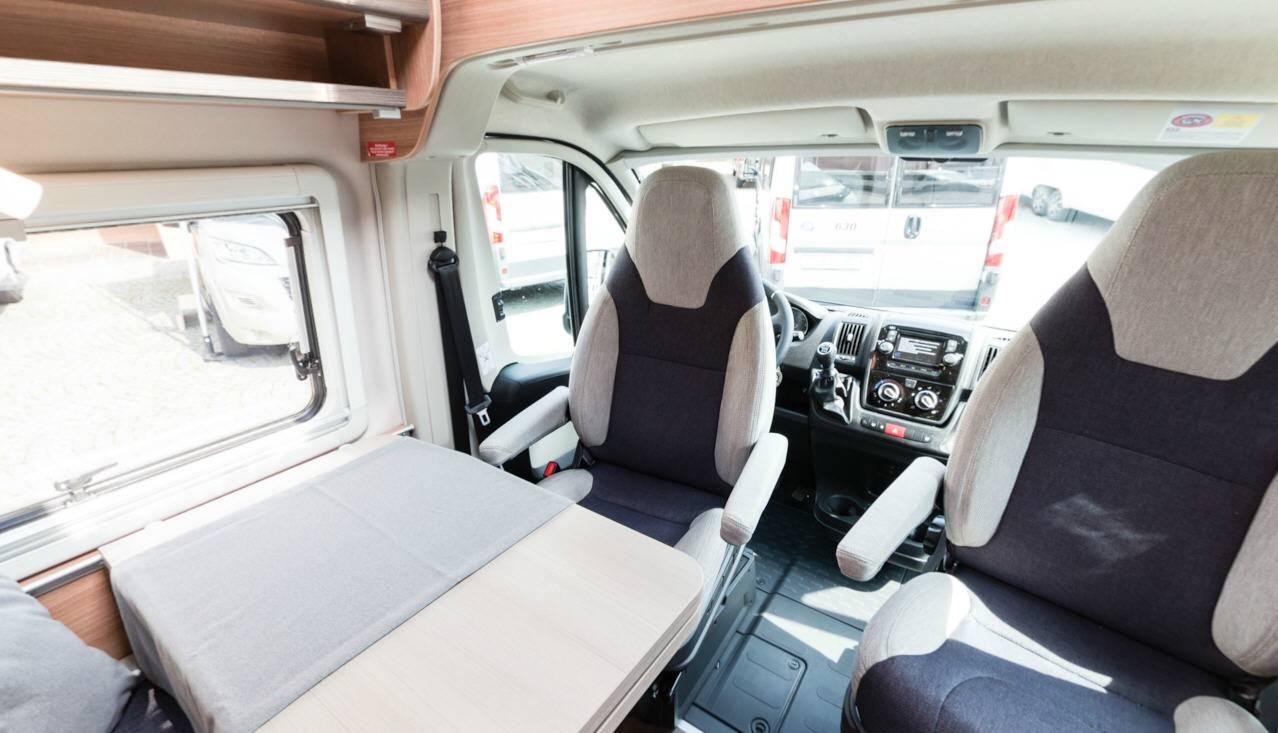 Knaus Box Star 630 ME Free - Interior