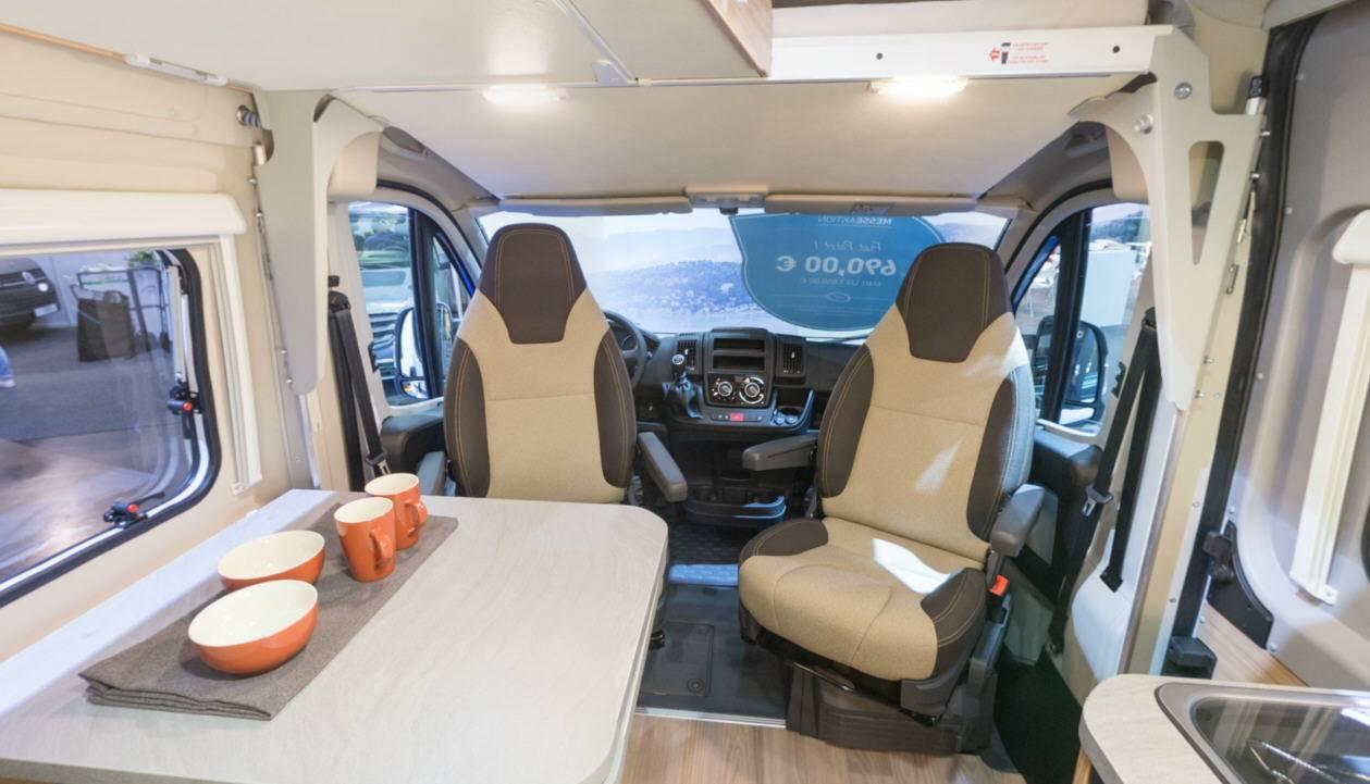 Knaus Box Life 540 MQ - Interior