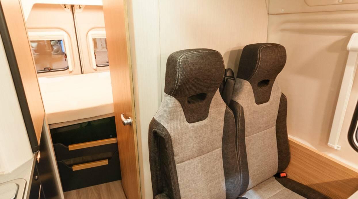Knaus Box Life 600 MQ - Interior