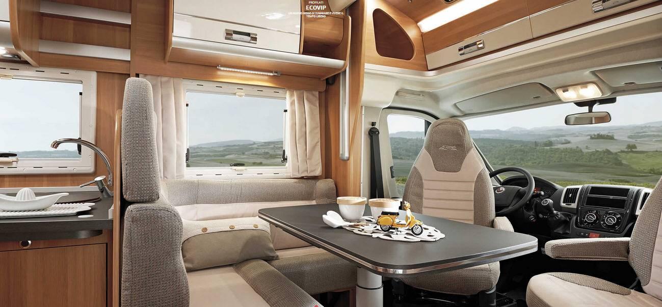 Laika ECOVIP PERFILADOS EV 412 - Interior