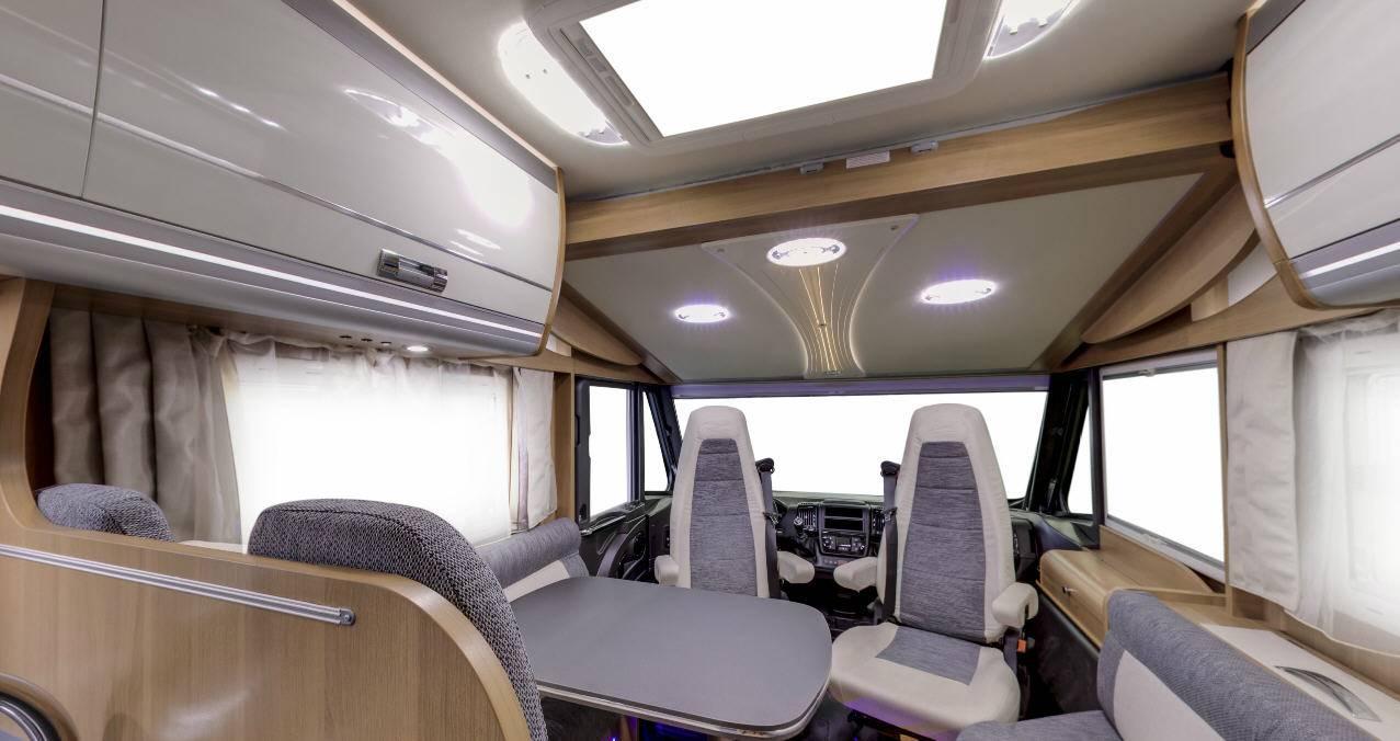 Laika Ecovip EV691 - Interior
