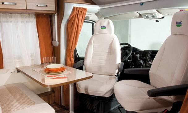 Mclouis MC2 54G - Interior