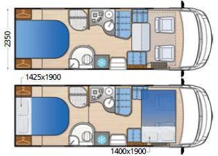 Mclouis Nevis 872 - Plano - Distribución