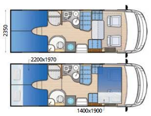 Mclouis Nevis 873 - Plano - Distribución