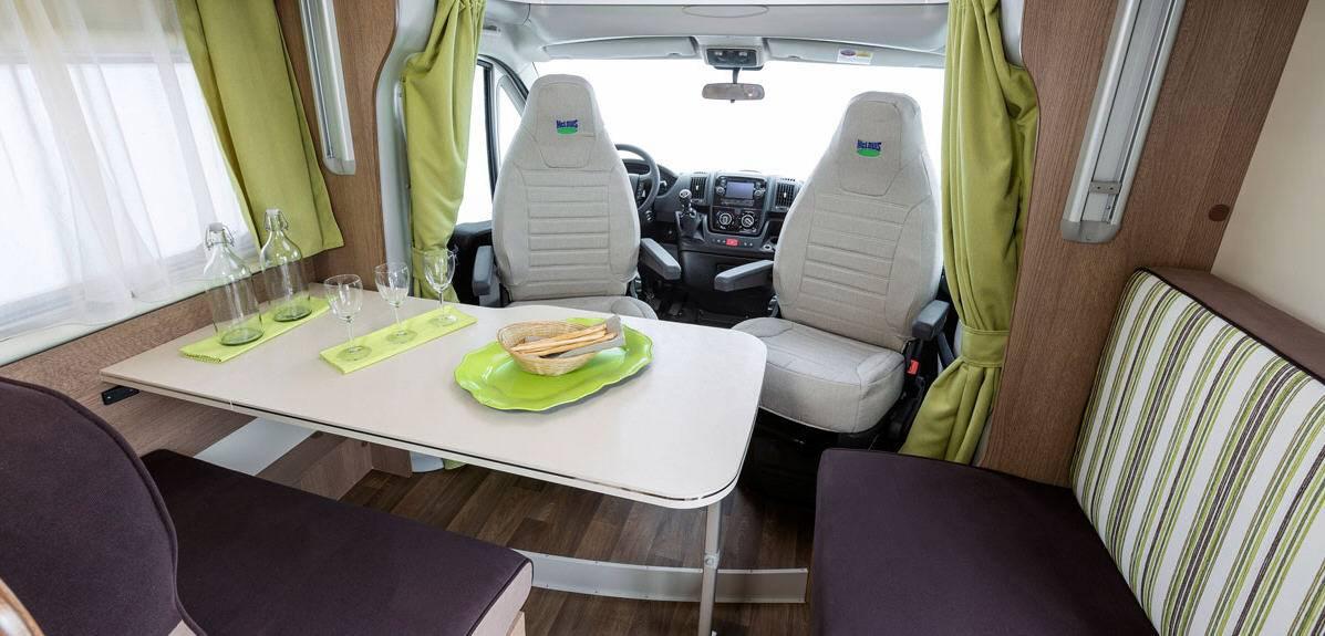 Mclouis Mc2 60G - Interior